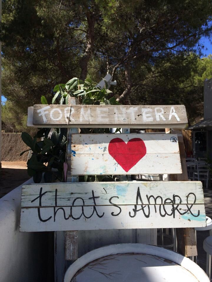 THAT'S AMORE FORMENTERA