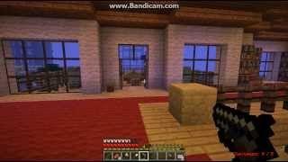 Смотреть онлайн видео Minecraft Выживание на карте «Зомби-апокалипсис» — Серия 3 — Быстрая реакция