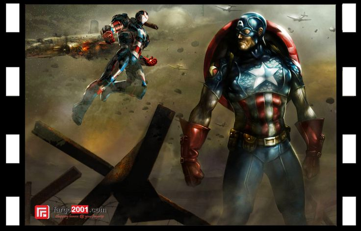 Scene 12: Iron Patriot VS Captain America ! http://fargo2001.com/hobi-amp-koleksi-312/action-figures-96