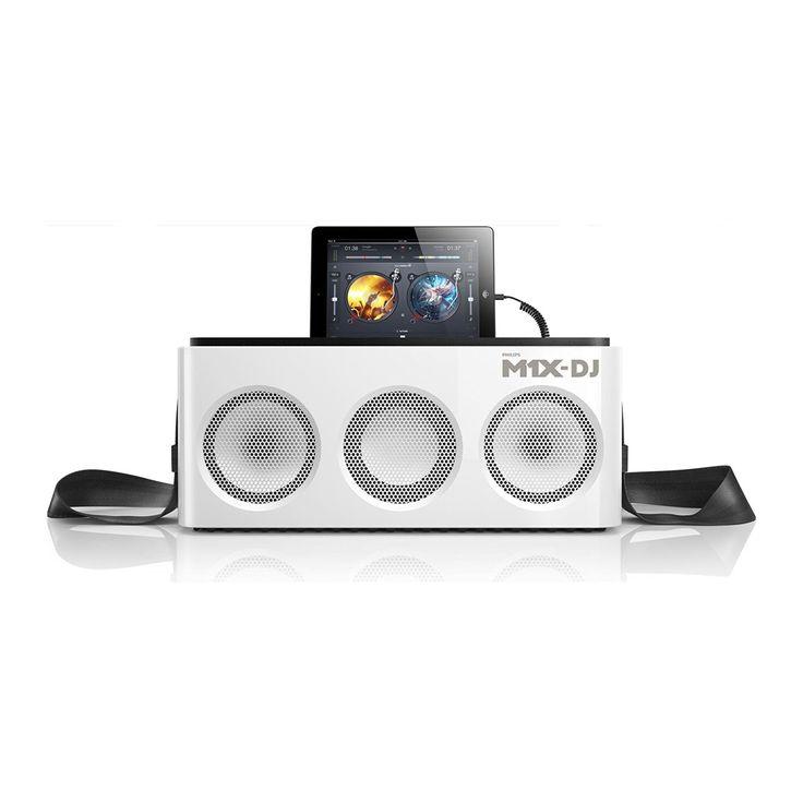 Philips Brand New Dj Sound System/Docking Station/Bluetooth