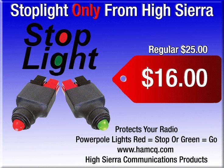 Powerpole StopLight