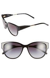 Burberry 'Trench Knot' 56mm Gafas de sol