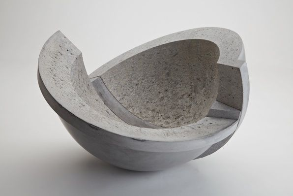 #Concrete Free Form #Bowl ~ Gravflight