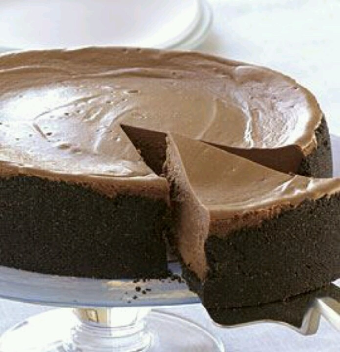 Chocolate. Velvet