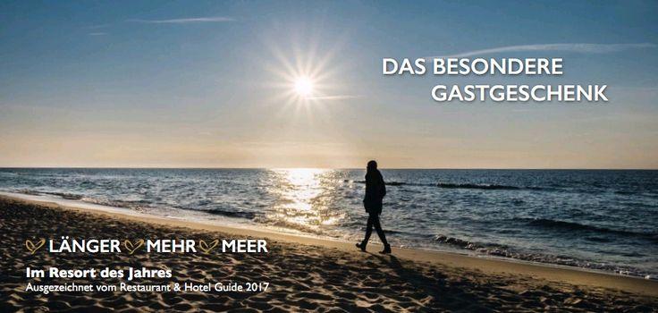 Wellnesshotel Ostsee Hotel - Dünenmeer in Dierhagen Fischland Darß - Dünenmeer Hotel & SPA