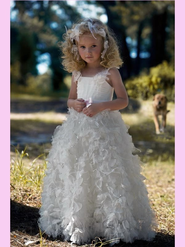 17 Best images about Flower Girl Dresses on Pinterest   Tulle tutu ...