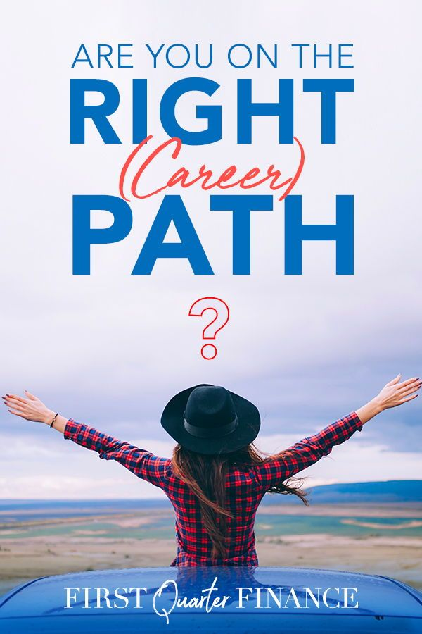 Find Out If You Re On The Right Career Track With These 20 Signs
