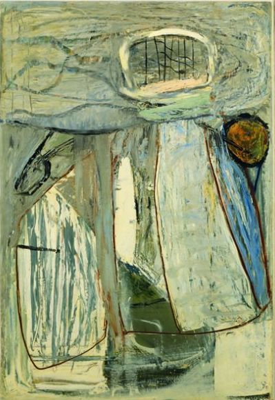 Peter Lanyon – Inshore Fishing