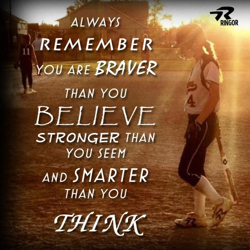 Softball Quotes Gallery 3 | Softball Chatter