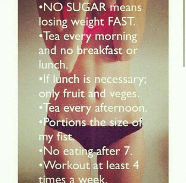 Weight loss   motivation   Pinterest   Pizza, No sugar and ...