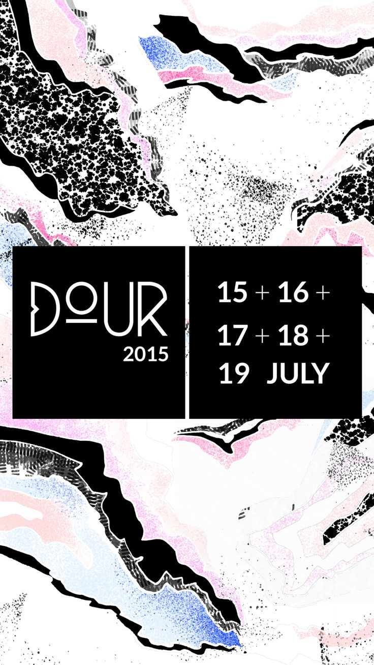 Dour Festival 15-19/07/2015 #Dour #Festival
