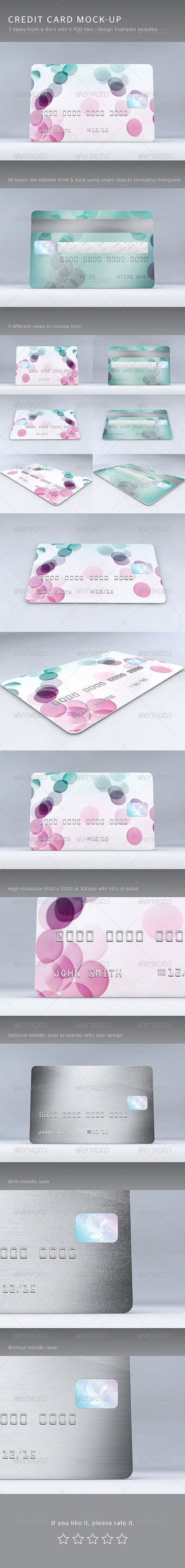 Credit Card Mockup 4308346 » Free Special GFX Posts Vectors AEP Projects PSD Web Templates