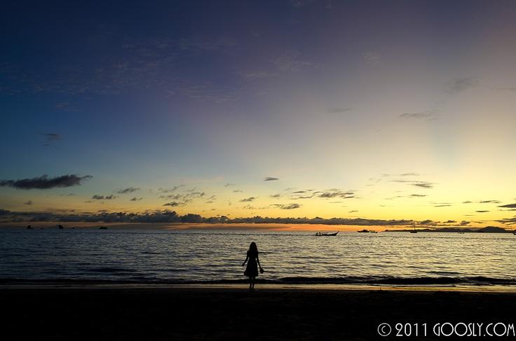 Tailand, Krabi, Ao Nang, Happy NY http://www.goosly.com/2012/01/2012.html