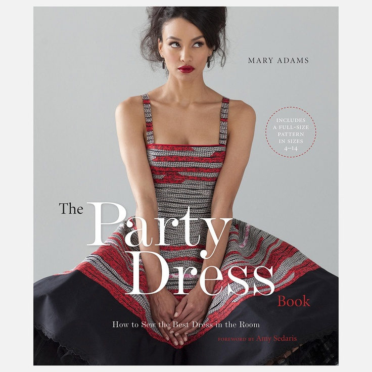 Mary Adams - The Party Dress Book