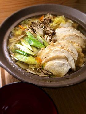 八戸の郷土料理 せんべい汁 by ひよこの母ちゃん [クックパッド] 簡単 ...