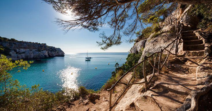 """Der """"Pferdeweg"""" ist Menorcas schönster Wanderweg"""