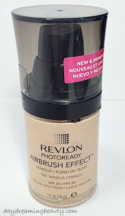 NEW Revlon Photoready Airbrush Effect Foundation review - daydreaming beauty