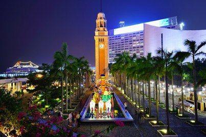 Clock Tower - Tsim Sha Tsui Promenade