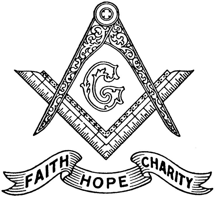 Free Mason Symbolism Faith In What Exactly Oes Pinterest