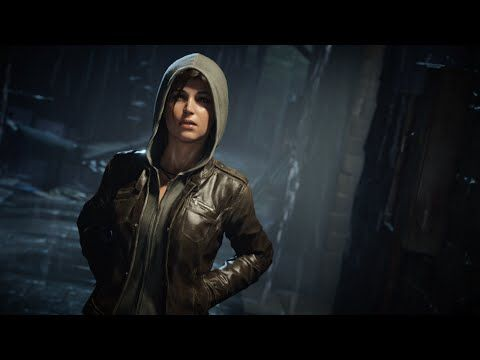 I Shall Rise by Karen O for Tomb Raider, Official Music Video - YouTube