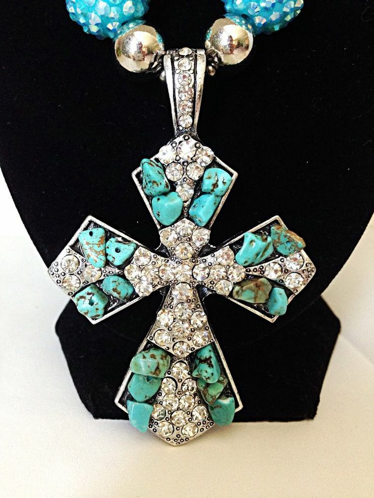 1000 images about beautiful crosses cross jewelry for Wholesale cowgirl bling jewelry