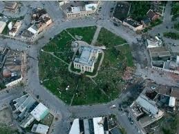 My town Goderich - after an F3 Tornado Aug 21, 2011