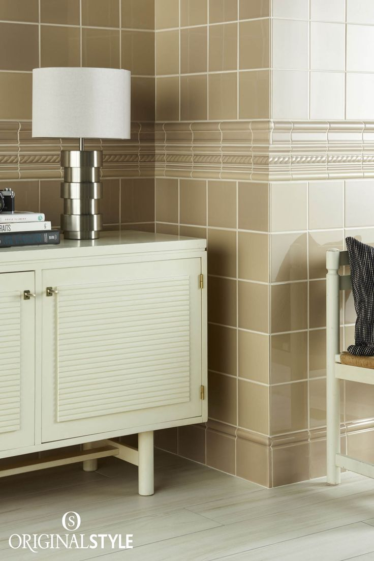 The tile shop design by kirsty georgian bathroom style - Palladian Beige Tile