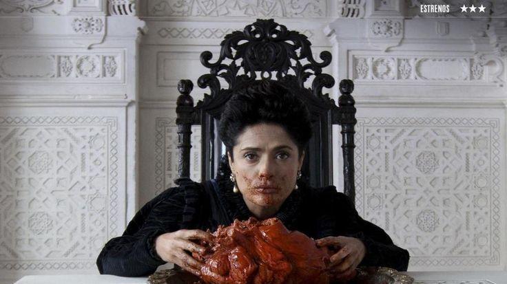 Foto: Salma Hayek en 'El cuento de los cuentos'