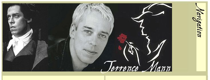 Terrence Mann ~ What's New?