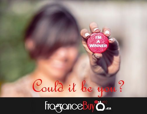 Enter this competition to win free fragrances!