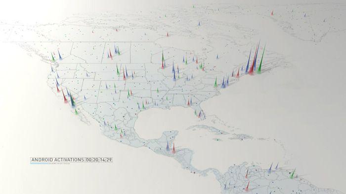 Google - Data Visualization - hellojennyko