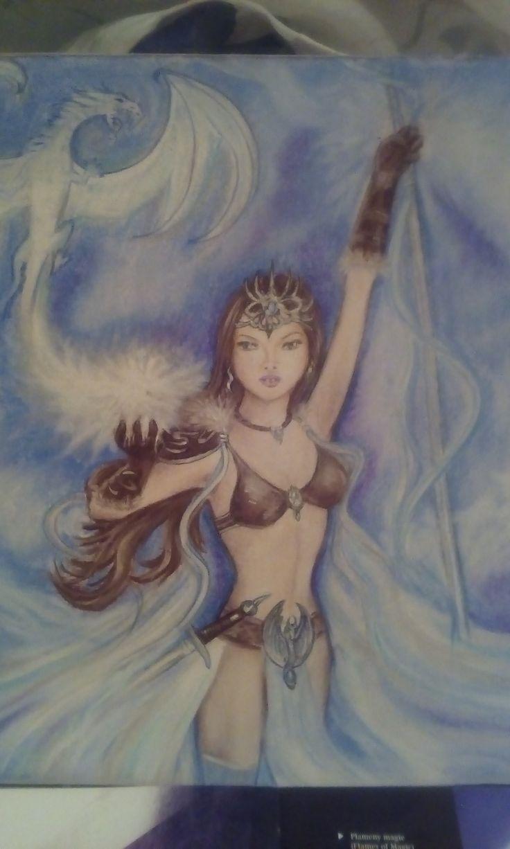 Dračí bohyně 😀