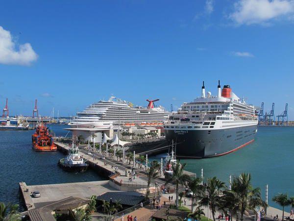 Fotos del crucero Carnival Breeze en el puerto de La Luz y de Las Palmas en Gran Canaria at http://www.cruisetravel-tips.com/?p=906 as seen on Casino Cruises by  www.cruisetravel-tips.com #cruise