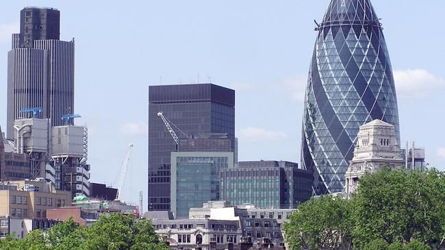 London is renowned for its expensive property prices.