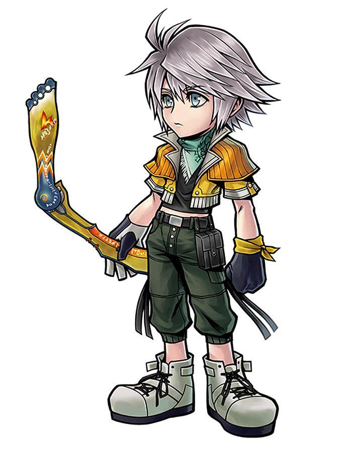 Hope Estheim from Dissidia Final Fantasy Opera Omnia