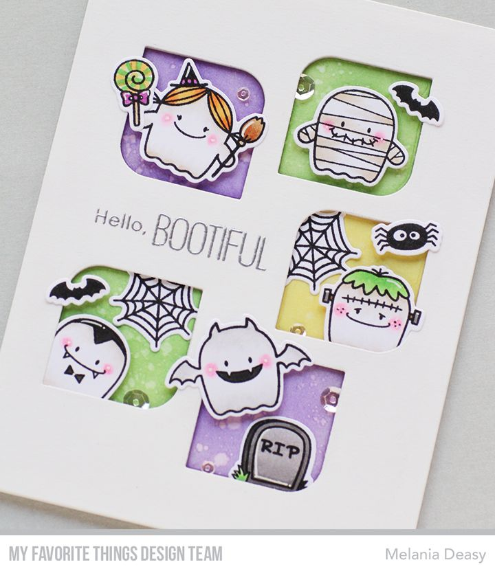 Hi all! I'm back with a card for My Favorite Things  August Release Countdown Day 4. I play with the newest Birdie Brown stamp set called Ha...