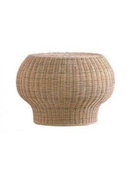 Coffee table / ottoman Gervasoni Bolla 10 design Michael Sodeau