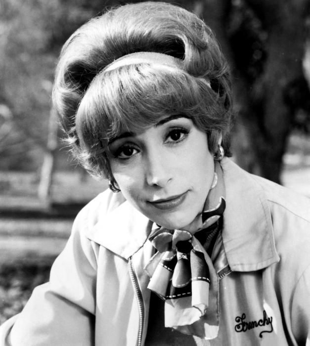 Didi Conn as Frenchy, favorite Character in Grease!