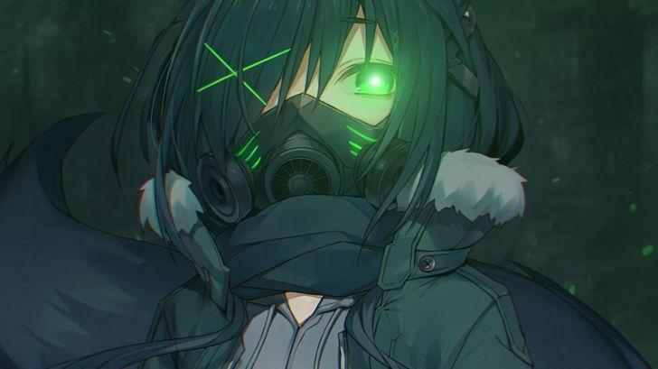 Nightcore Black Sea Lyrics Cartoon Wallpaper Hd Anime Art Girl Anime Wallpaper