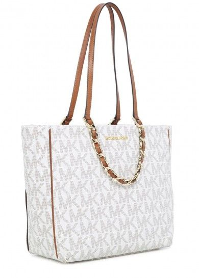Michael Kors Harper cream tote @Harvey Nichols