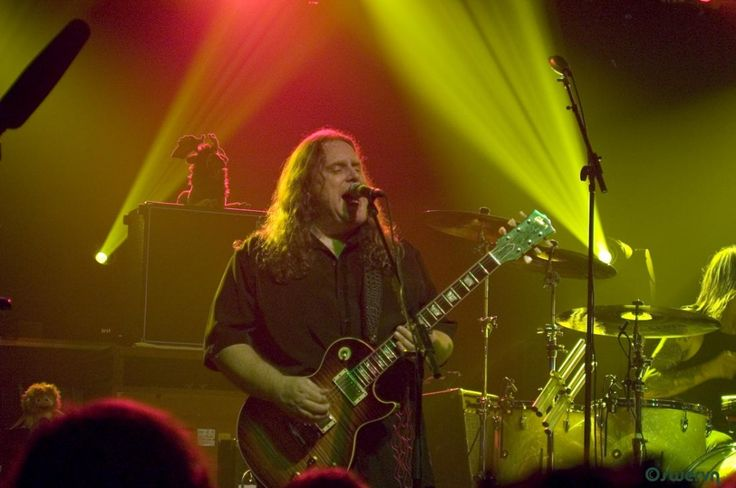 Gov't Mule [06-03-2004] Bobby Sheehan Memorial Jam Southpaw, Brooklyn NY »