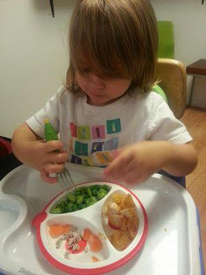 Pescatarian Recipes and Toddler Menus: toddler menu
