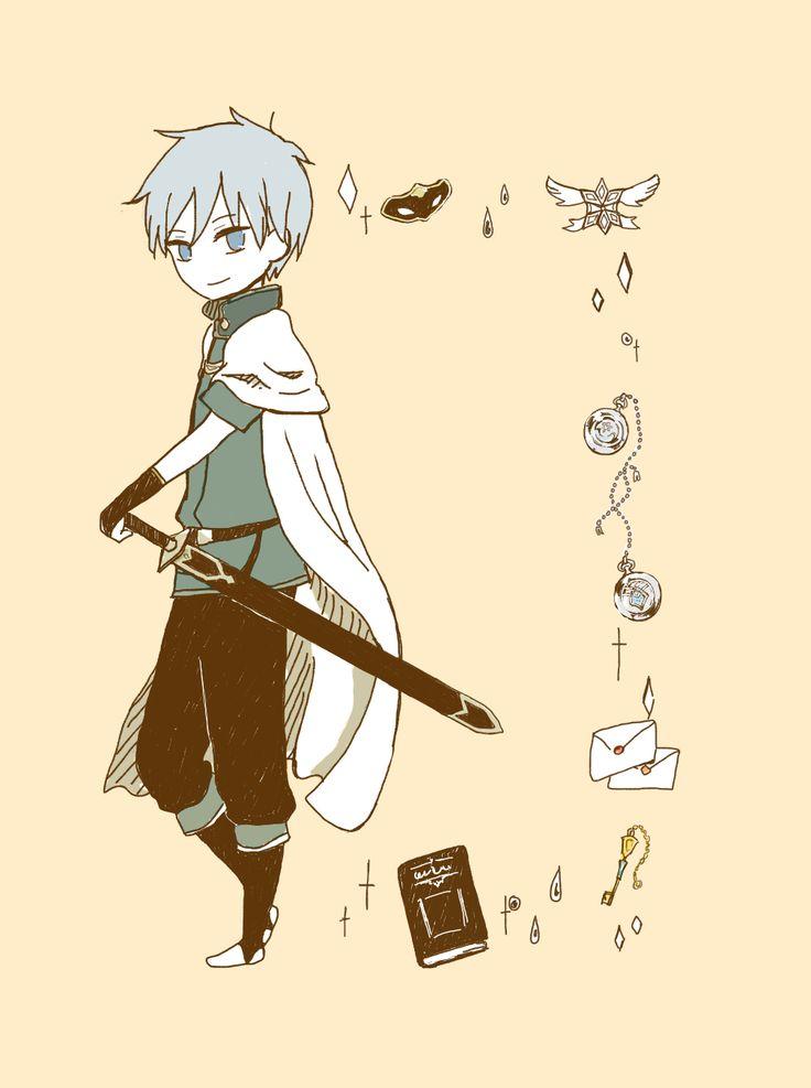 Zen Wistalia ~ Akagami no Shirayuki-hime (Shoujo, Romance, Histórico, Fantasía, Drama)