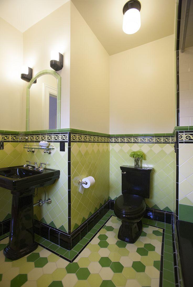 Magnificent Art Nouveau Wall Tiles Embellishment - The Wall Art ...