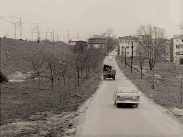 Florya - Yeşilköy arasında #birzamanlar yolu... #istanlook
