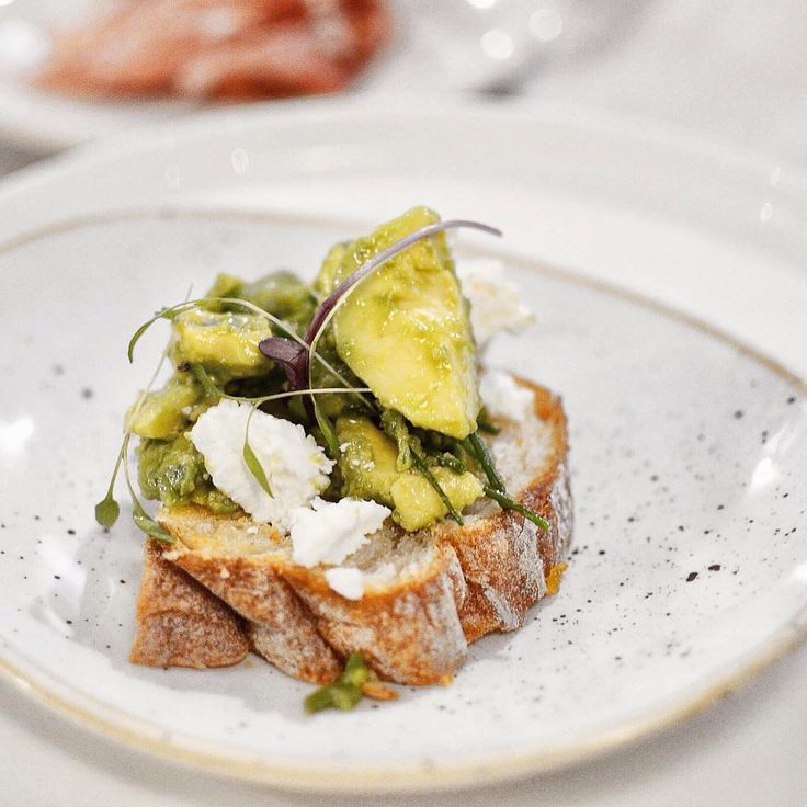 A Melbourne staple done the Italian way / #TheCecconisWay #CecconisBreakfast    Image via  @forksake