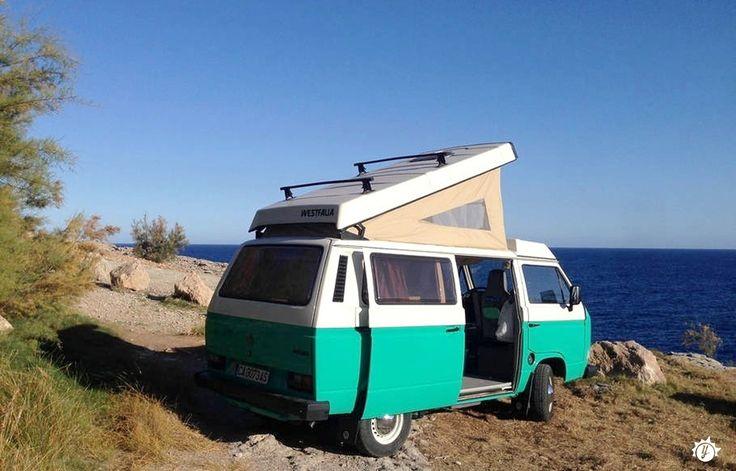 Foto de Camper Volkswagen T3