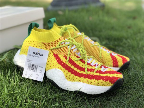 a20a3bb66 2018 Pharrell x adidas Crazy BYW Ambition Shoes To Buy-2