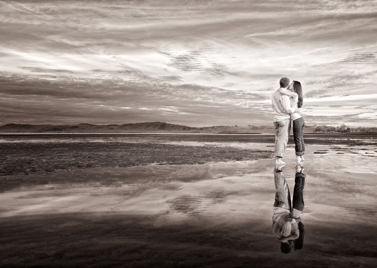 Couple on the beach at The Beach Club Resort