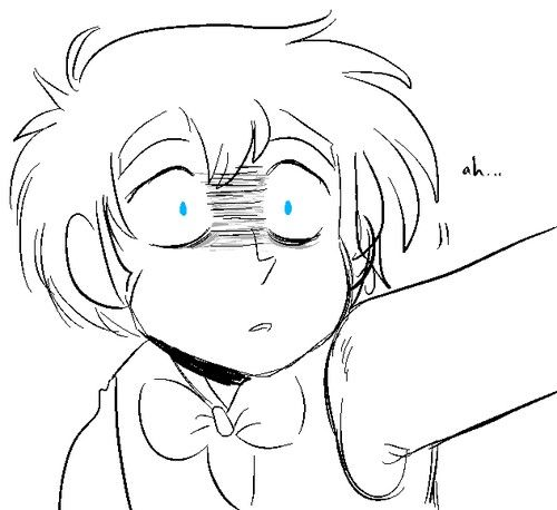 My reaction to being told it doesn't have to do with Hetalia